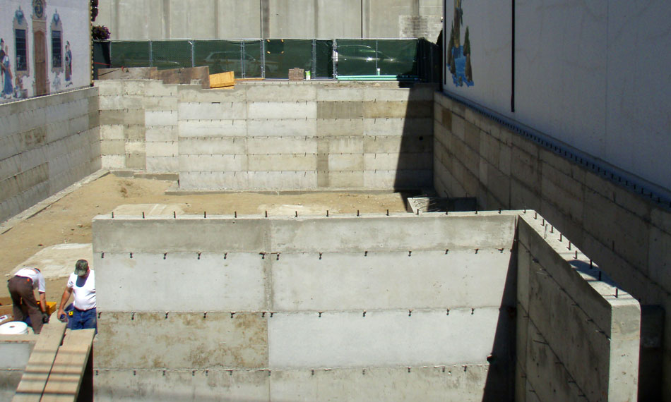 Commercial Concrete Foundations