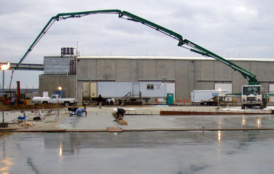 Commercial Concrete Contractor